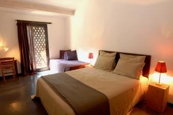 chambres avec terrasse