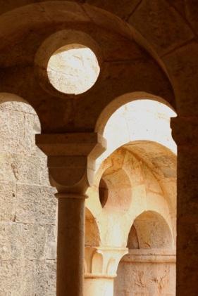 abbaye thoronet detail
