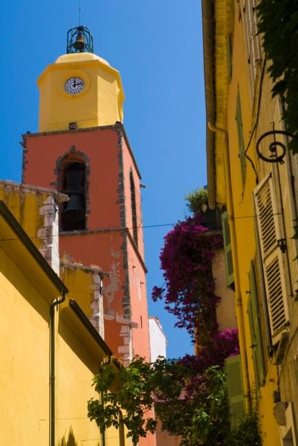 Clocher de St Tropez