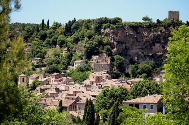 village de Cotignac