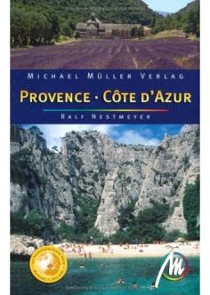 Michael Müller Verlag : Guide Provence - Côte d'Azur