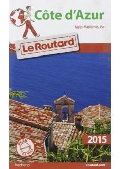 Le Guide du Routard Côte d'Azur