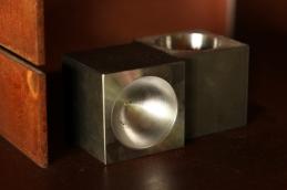 coquetiers en metal