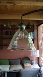 detail lampe
