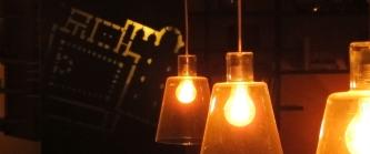 design salon éclairage abbaye sur fer travaillé